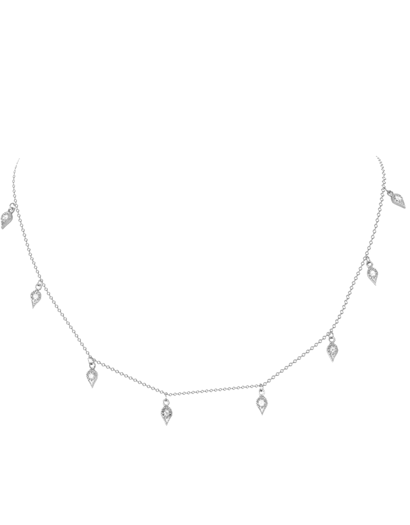 EMILY NECKLACE | Diamond