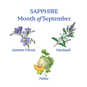 SAPPHIRE PERFUME OIL | September - Birthstone Scents