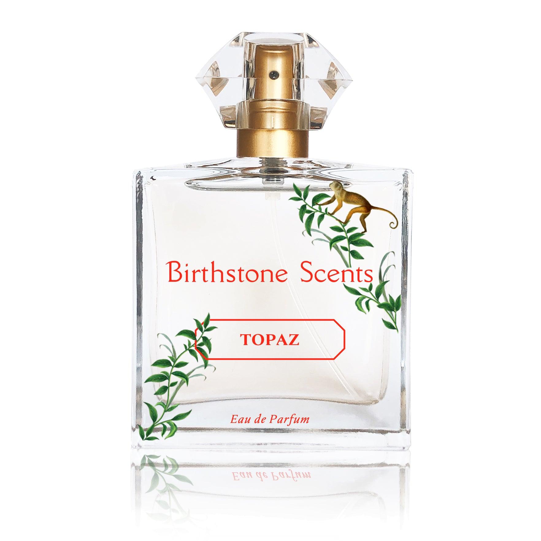 TOPAZ PERFUME | November - Birthstone Scents