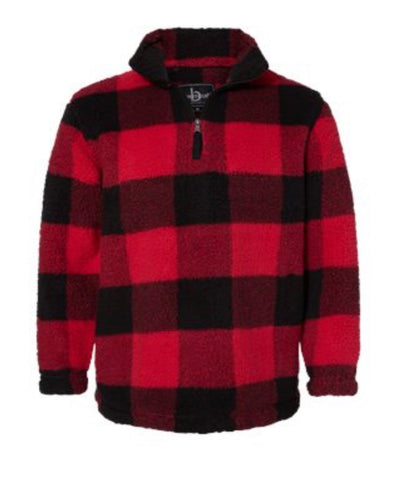 Plaid Sherpa