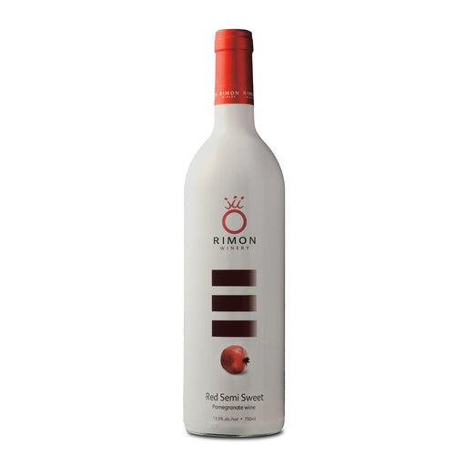 Red Semi Sweet 750ml