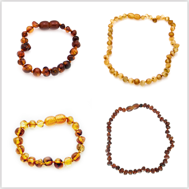 Amber Necklaces & Brancelets
