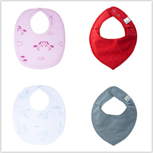 Bibs, dribble bibs, Bandana Bibs, Cotton