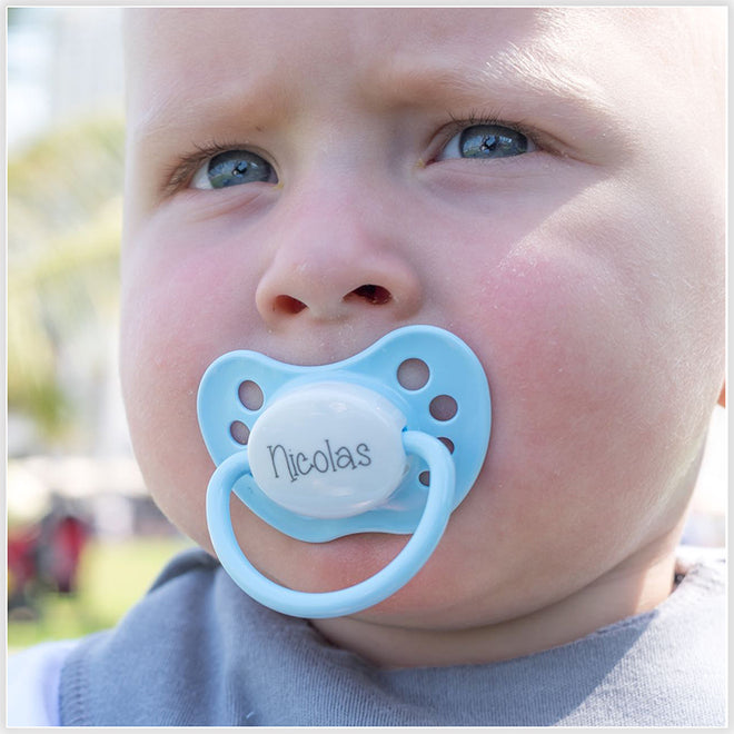 Personalised Pacifiers