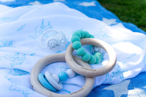 Baby teether & pacifier