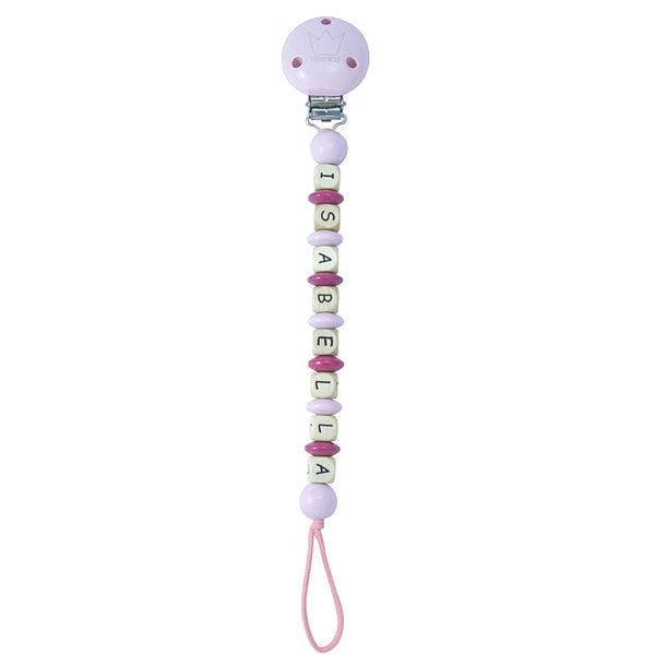 Pacifier holder personalized