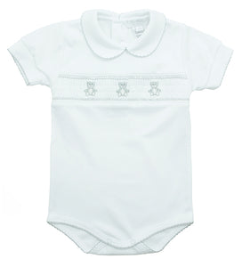 Romper Pima cotton - 6M
