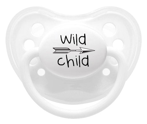 Wild Child Pacifier