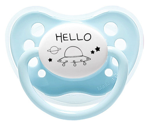 Hello from Space Pacifier