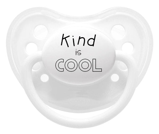 Kind is COOL Pacifier
