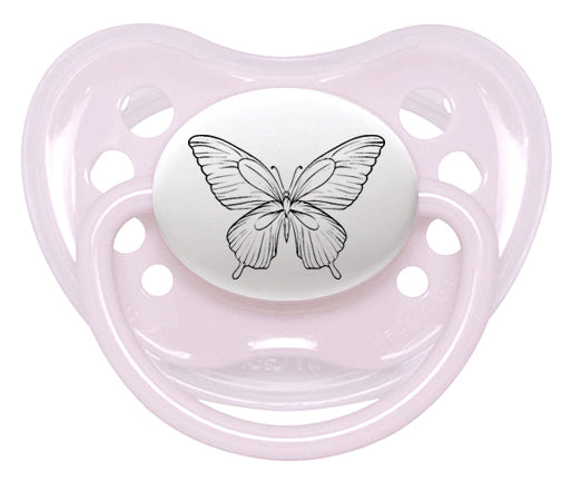 Butterfly Pacifier