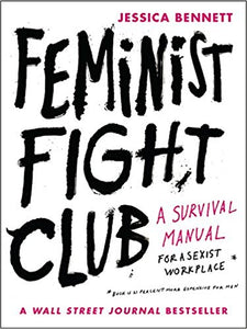 Feminist Fight Club - Author Signed Hardcover Book