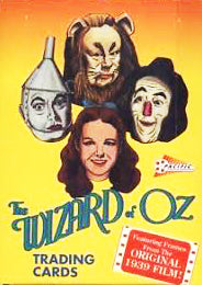 Wizard of Oz Trading Card Pack