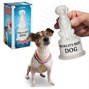World's Best Dog Trophy