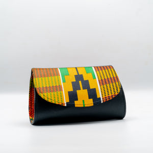 Gabi | Brown & Kente