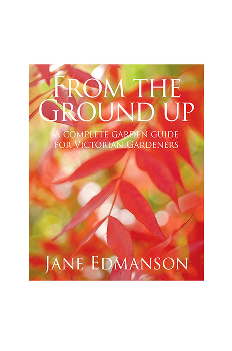 From The Ground Up - Jane Edmanson
