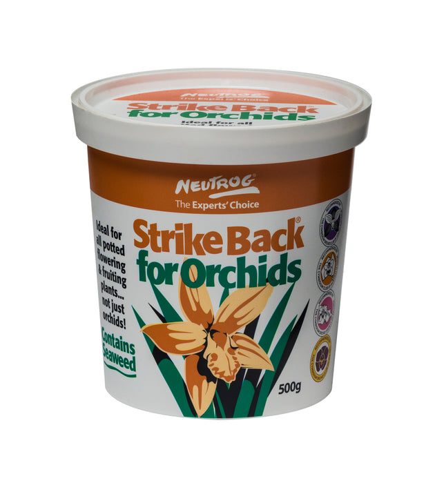 Strike Back for Orchids 500gm