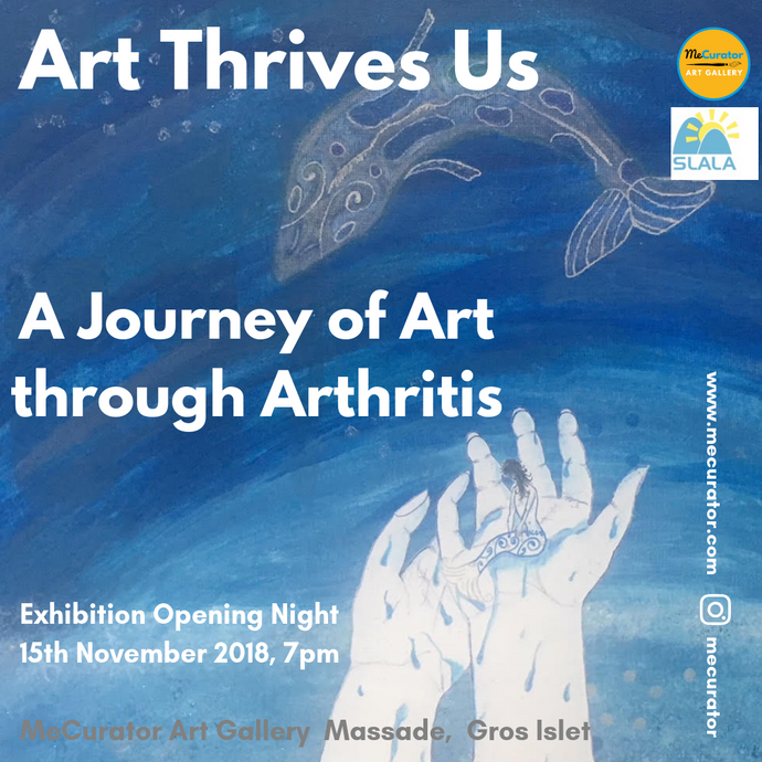 Art Thrives Us - A Journey of Art through Arthritis