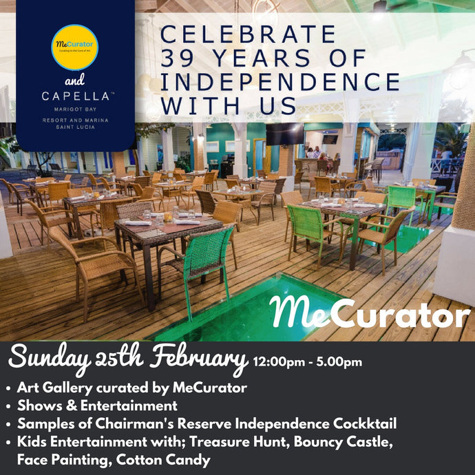 Capella Marigot Bay Celebrate 39 Years of Independence: Sunday, 25th February