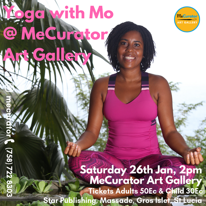 Yoga with Mo - Sat 26th Jan 2019