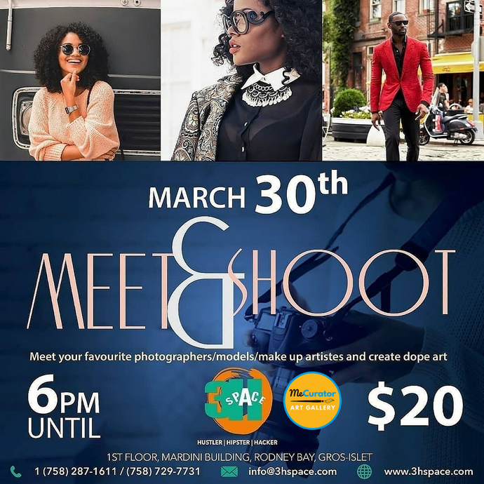 Meet & Shoot - Saturday 30th March