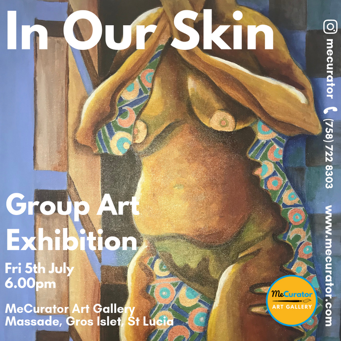 In Our Skin Art Exhibition - 5th July 2019