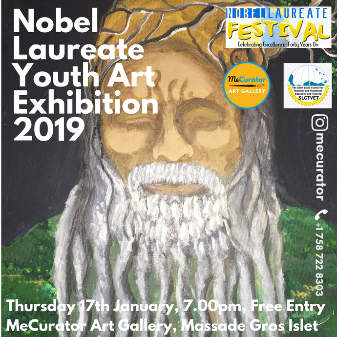 Nobel Laureate  Youth Art Exhibition - 17th Jan  2019