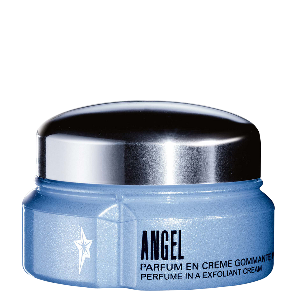 Angel perfuming exfoliant cream