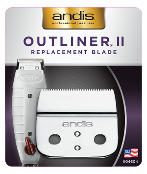 ANDIS Outliner II replacement blade for men
