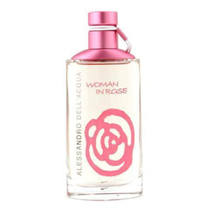 ALESSANDRO DELL'ACQUA Woman in Rose eau de toilette spray