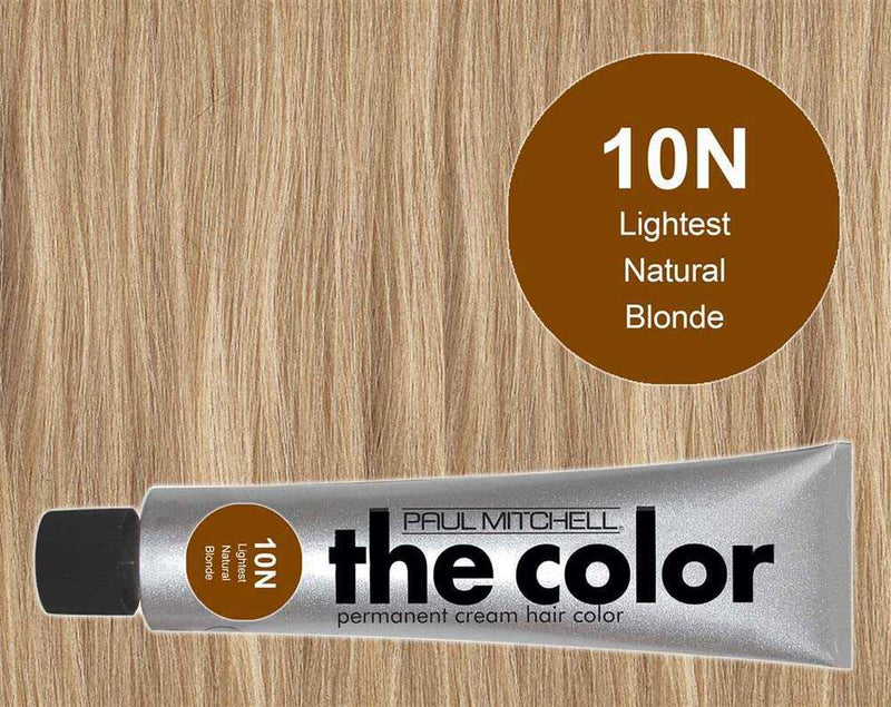 The Color 10N Lightest Natural Blonde