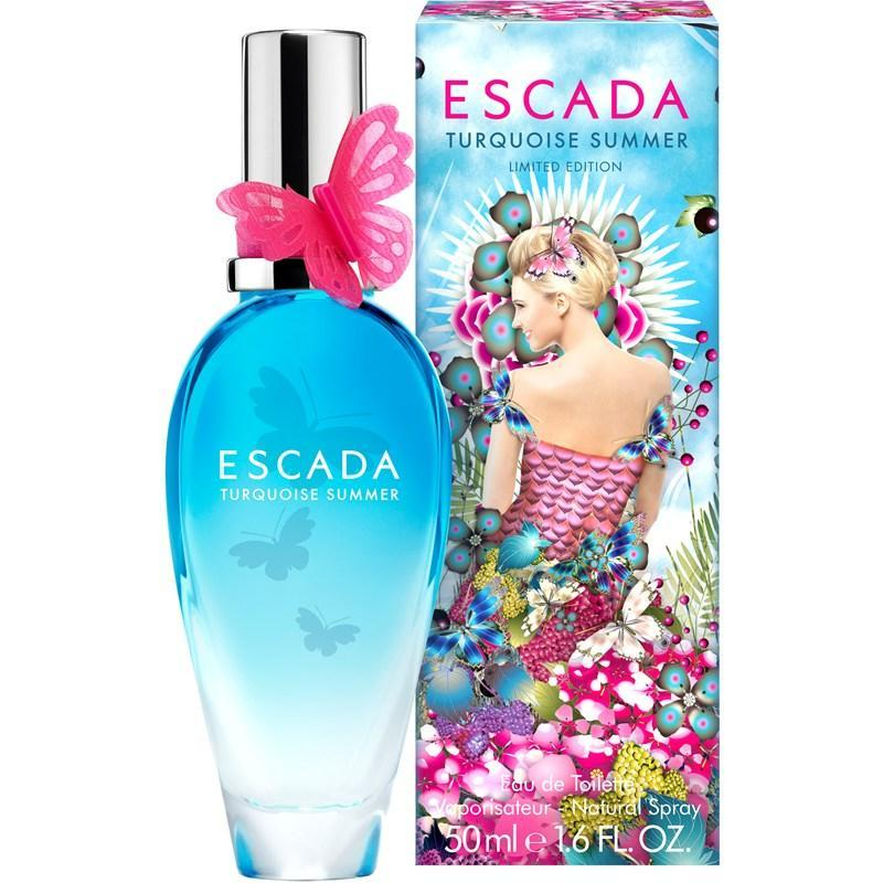 Turquoise Summer Limited Edition eau de toilette spray