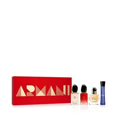 GIORGIO ARMANI Miniature Collection