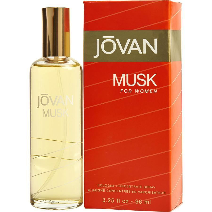 Musk For Women eau de cologne spray