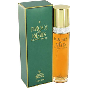 ELIZABETH TAYLOR Diamonds & Emeralds eau de toilette spray
