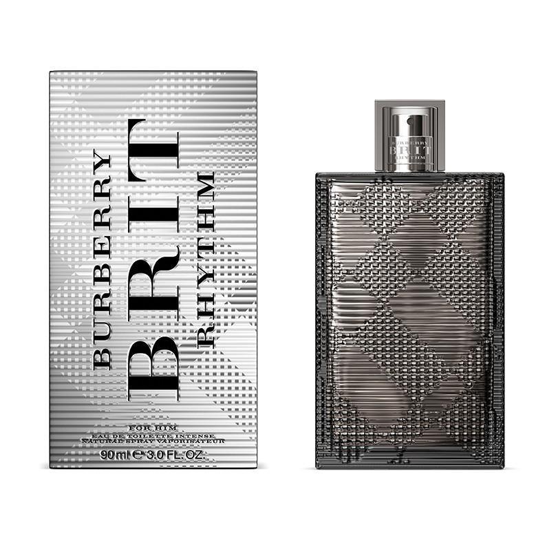 BURBERRY Brit Rhythm Intense For Him eau de toilette spray