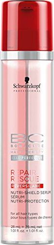BC Bonacure REPAIR RESCUE Nutri-Shield Serum, 2.02-Ounce
