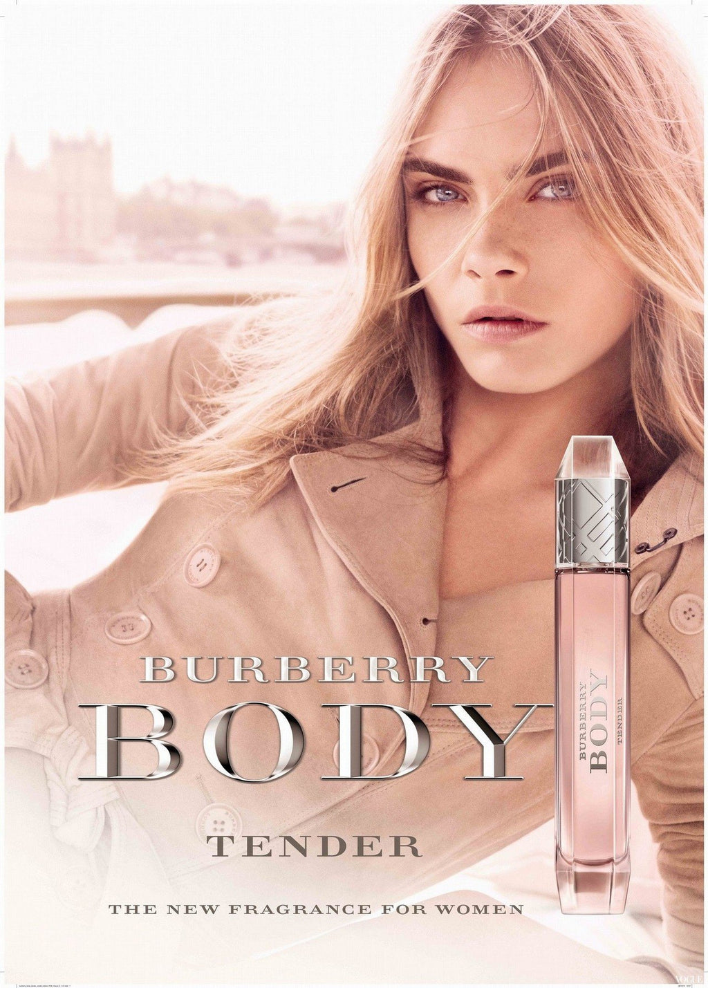 burberry body perfume 30 ml