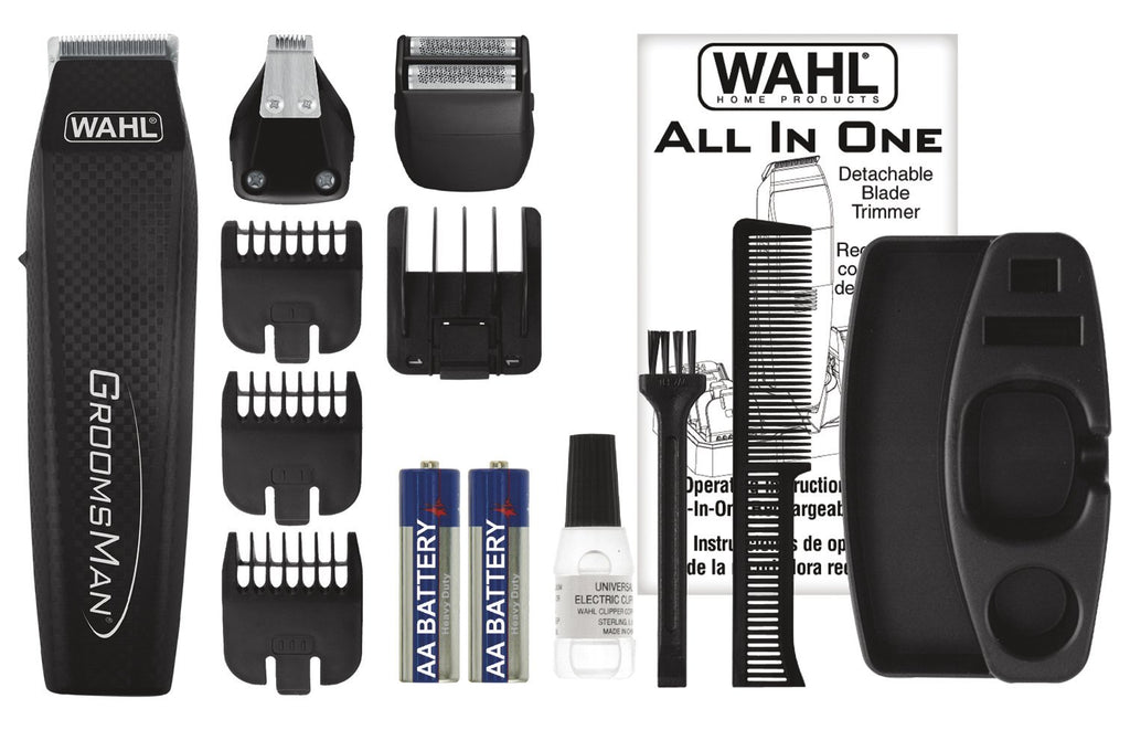 Groomsan  All-In-One Battery Grooming Kit item # 3121
