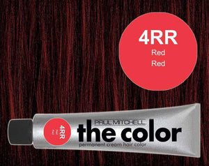 The Color 4RR Red Red