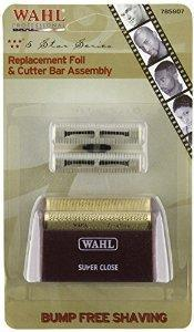 WAHL 5 Star Series Shaver/Shaper replacement foil & cutter item 7031-100 for men