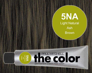 The Color 5NA Light Natural Ash Brown