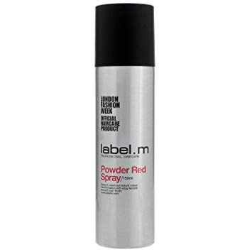 LABEL.M Powder Red Spray