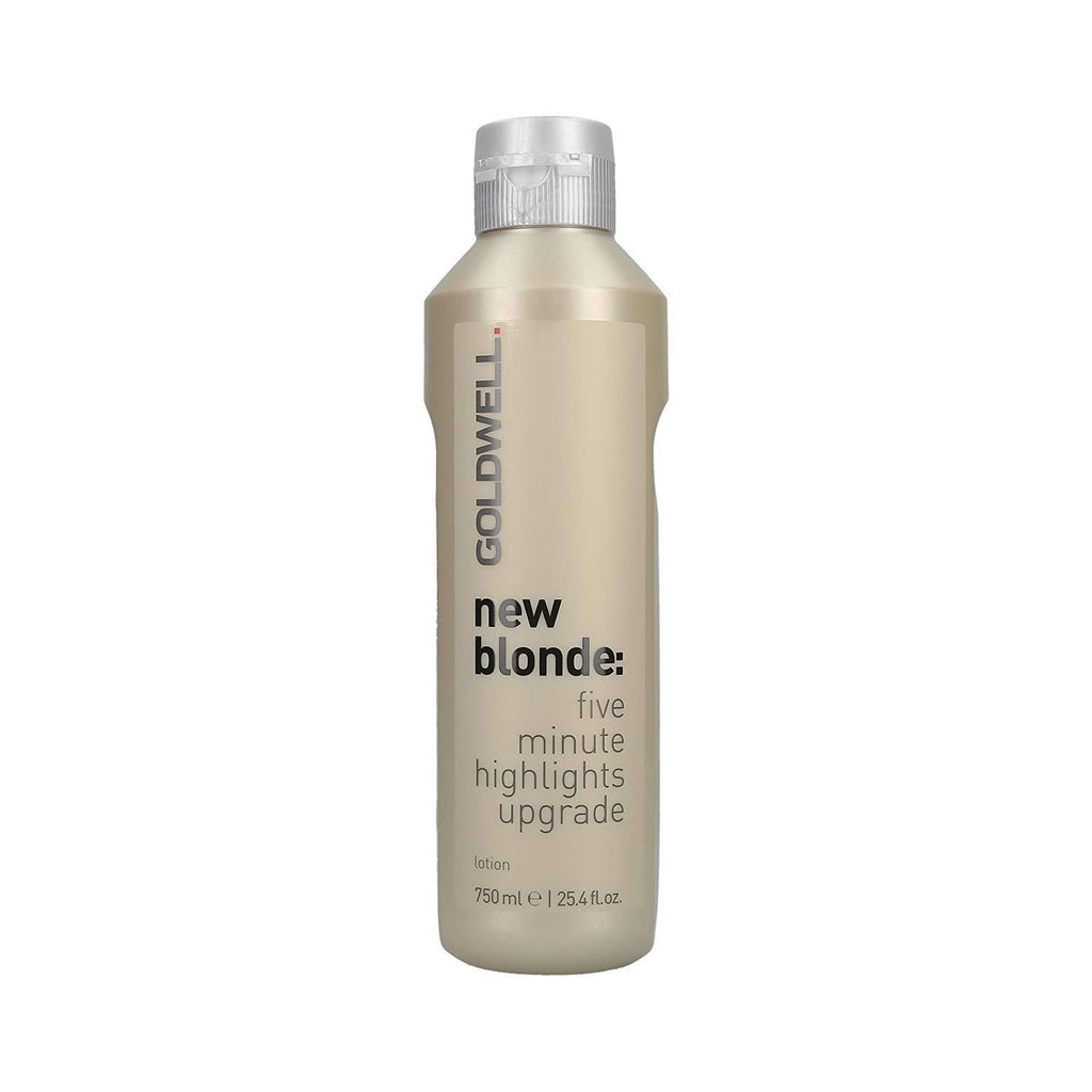 GOLDWELL New Blonde Five Minute Highlights Upgrade Lotion
