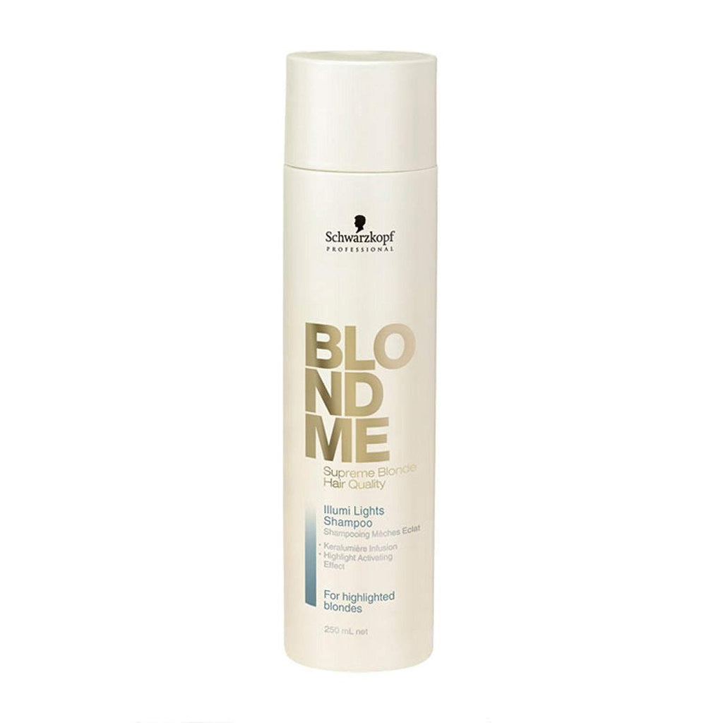 Professional Blondme Illumi Lights Shampoo 250ml