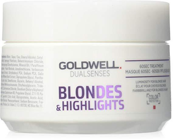 Dualsenses Blondes & Highlights 60 Sec Treatment Masque