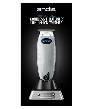 ANDIS Cordless T-Outliner Li trimmer top reviews