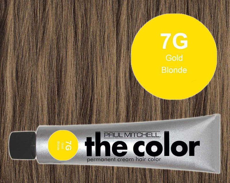 The Color 7G Medium Gold Blonde