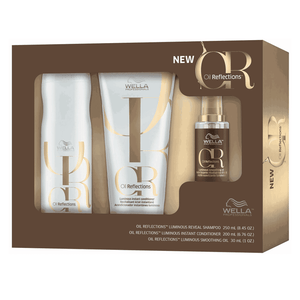Oil Reflections Shine Brilliance Holiday Trio