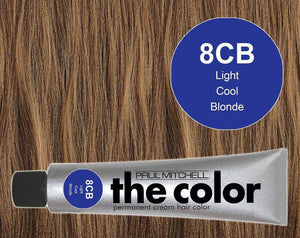 The Color 8CB Light Cool Beige Blonde
